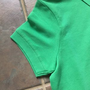 Lilly Pulitzer Tops - Lilly Pulitzer Polo Shirt Shrunken Pique Polo
